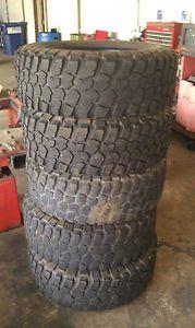 5 285 70 17 B F Goodrich BFG Mud Terrain Tires 285 70 17 285 70 17 285 70R17