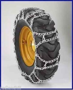 Duo Tire Chains 16 9 x 30 16 9 x 32 Tractor Snow Mud