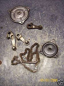 Suzuki Quadrunner 300 Misc Engine Parts 74B85