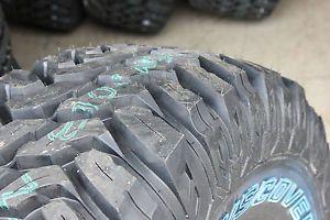 4 New Lt 33 12 50 15 Cooper Discoverer STT Mud Terrain Tires Cosmetic Blemish