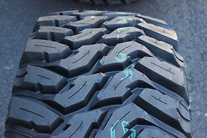 4 New 35 12 50 15 Cooper Discoverer STT Mud Tires Cosmetic Blemish 1250 Jeep