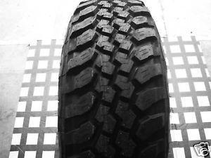"4 New 265 70 17 Buckshot XMT Mud Tires LT265 70R17"" 8 Ply Traction Mudder"