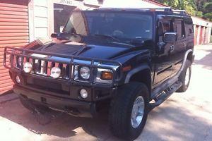 GM 89006790 Hummer H2 Brush Grille Guard Black Tubular Genuine GM New