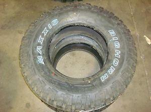 NEW2 Maxxis Bighorn Tires 265 75 16 265 75 16 Mud Street Truck