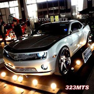 "22"" Chrome IROC Rims Wheels 5x5 Chevy Silverado Sierra Blazer Jimmy C1500"