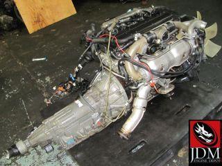 Toyota soarer Supra Turbo Engine Automatic Transmission ECU JDM 1jzgte 1JZ