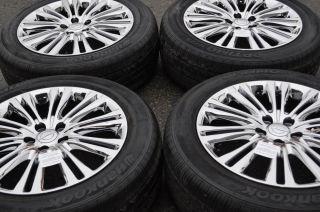 """Chrysler 300 19"""" Chrome Wheels Rims Tires 2419"""