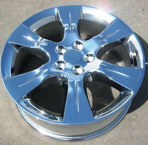 "Set 4 19"" Factory Toyota Sienna Chrome Wheels Rims RX330 RX350 Venza 69582"