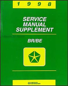 1998 Dodge RAM Truck 24 Valve Cummins Diesel Shop Manual Engine