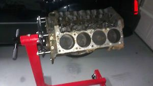 Dodge 5 9 360 Magnum Short Block with New Engine Stand Motor