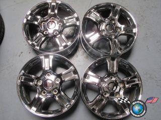 "07 11 Toyota Tundra Chrome Factory 18"" Wheels Rims 69517 Sequoia"
