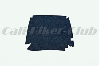 Gray Tour Pak Pack Carpet Liner for HD Harley Davidson Touring Road King FLHR