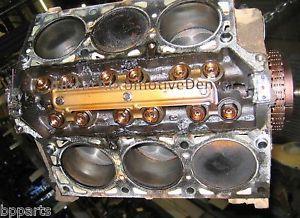 Chrysler Dodge 3 8L Engine Rebuildable Short Block 1999 9695