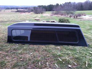 Leer Truck Cap for 8 Foot Bed