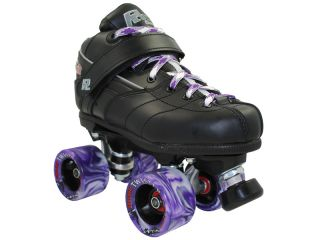 Rock GT 50 Purple Twister Mens Ladies Speed Skates