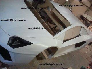 Lamborghini Replica Lamborghini Kit Car Fiberglass Body