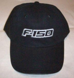 F150 Cap Hat Black Built Ford Tough Auto Truck