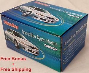 Nissan Immobilizer Transponder Bypass Module 4 Car Alarm Remote
