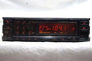 Pioneer Car Stereo Cassette