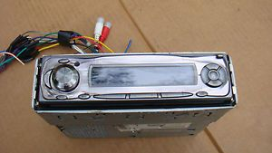 panasonic cq c3300u car stereo deck am fm radio cd player 200w amp power wma