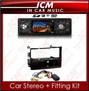 MP3 CD DVD Aux in USB iPod iPhone Stereo Player Nissan 350Z 2006 Car Radio