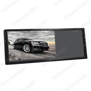7 inch TFT Color LCD Car Rear View Mirror Backup Monitor