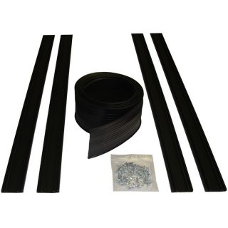 Auto Care Products Inc Proseal Garage Door Bottom Seal Kit 16 Feet