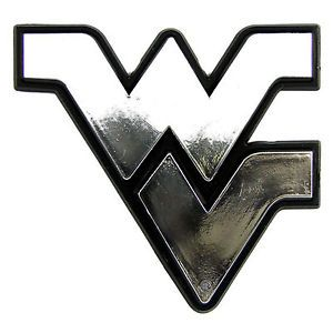 West Virginia University WVU Mountaineers Car Auto Emblem Decal Sticker