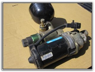 1996 Genuine Ferrari 355 Power Brake Booster Pump