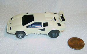 HO Scale Slot Car Bodies