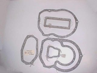 Lamborghini Miura Engine Transmission Gasket Set Mixed Lot Espada