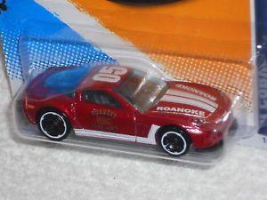Hot Wheels 2012 HW Main Street '12 2 10 '11 Corvette Grand Sport Roanoke Fire
