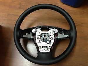 Corvette C6 Steering Wheel No Audio Controls 15861411 Interior Parts New GM