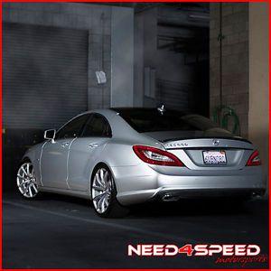 """20"""" Benz W216 CL550 CL600 CL63 CL65 MRR HR10 Silver Machined Concave Wheels Rims"""