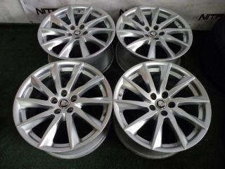 """18"""" Factory Jaguar XF Wheels 2011 2012 2013 59885 Silver"""