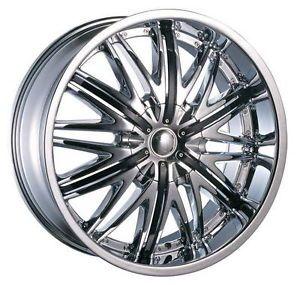 18 inch Velocity 830 Wheels Rims Tires Fittoyota Nissan Kia Mazda Chrysler Chevy
