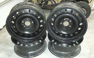 "4 20"" Dodge RAM Spare Wheels Rims SRT Minitruck Hot Rat Rod Chevy Ford"