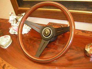Jaguar XJS XJ12 1987 94 Nardi Wood Steering Wheel New Horn Push Boss