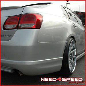 "20"" Lexus gs350 GS460 GS Rohana RC10 Concave Silver Staggered Wheels Rims"