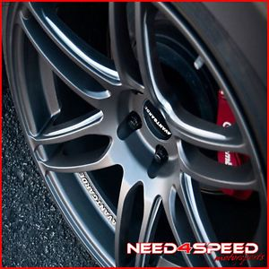 """19"""" Infiniti G35 Coupe Avant Garde M368 Concave Staggered Rims Wheels"""