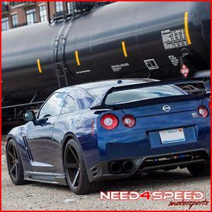 "20"" Nissan 350Z Rohana RC22 Deep Concave Black Staggered Wheels Rims"