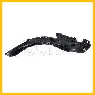99 01 Acura TL Driver Side Front Fender Liner Splash Shield LH 3 2 New Plastic