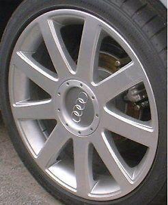 "58766 Audi A6 S6 1995 1996 1997 17"" Used Wheels Car Rims Parts Alloy"