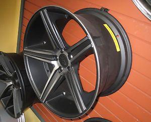 "20"" Niche Apex Concave Wheels Mercedes Benz E s CL CLS 350 500 550 Audi A6 A7 A8"