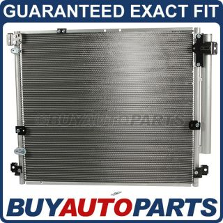 Brand New Air Conditioner AC Condenser with Drier for Cadillac SRX STS