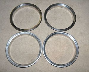Rally Wheel Trim Rings