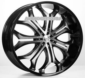 """22"""" GF BM for Land Range Rover Wheels and Tires Rims HSE Sports Supercharged"""