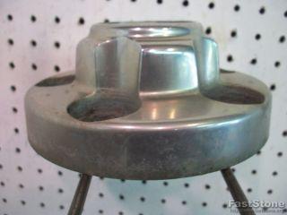 GMC 5 Lug Wheel Rim Center Hub Cap Cover C1500 Chrome