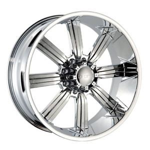 28 inch DW 903 8 Lug Rims Only Hummer H2 SUT Chevy 2500
