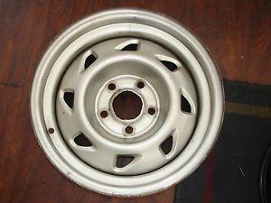 Chevy S10 Blazer GMC S15 Jimmy Sonoma Isuzu Hombre 15x7 Wheel Rim 5065